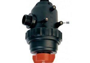 """Фильтр Geoline всасывающий с клапаном 180 л/мин 1"""" 1/2 М"""